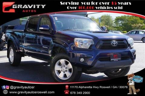 2013 Toyota Tacoma for sale at Gravity Autos Roswell in Roswell GA