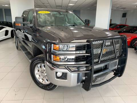 2015 Chevrolet Silverado 2500HD for sale at Auto Mall of Springfield in Springfield IL