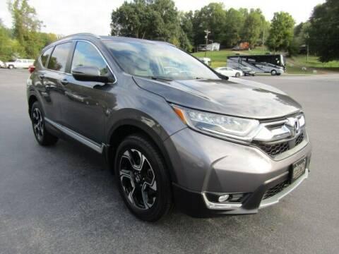 2017 Honda CR-V for sale at Specialty Car Company in North Wilkesboro NC