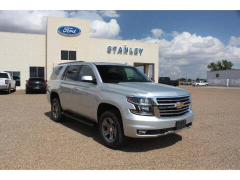 2018 Chevrolet Tahoe for sale at STANLEY FORD ANDREWS in Andrews TX