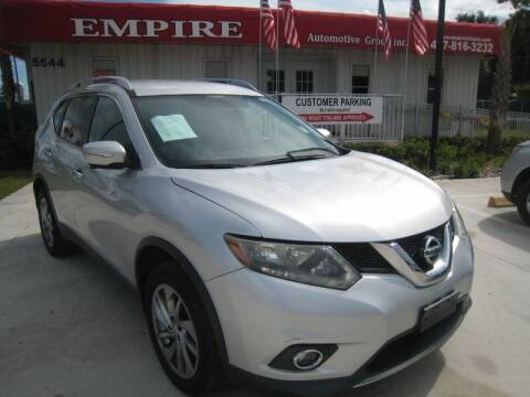 2014 Nissan Rogue for sale at Empire Automotive Group Inc. in Orlando FL