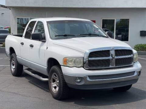 2002 Dodge Ram Pickup 1500 for sale at Curry's Cars Powered by Autohouse - Brown & Brown Wholesale in Mesa AZ