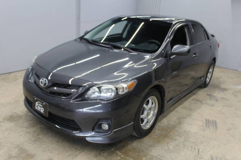 2013 Toyota Corolla for sale at Flash Auto Sales in Garland TX