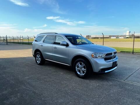 2012 Dodge Durango for sale at Car Maverick in Addison TX