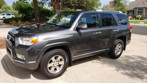2013 Toyota 4Runner for sale at The Car Guy in Glendale CO