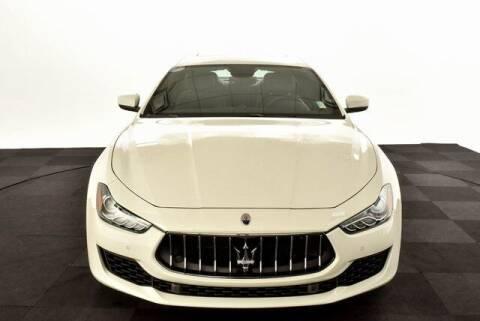 2019 Maserati Ghibli for sale at Southern Auto Solutions-Jim Ellis Mazda Atlanta in Marietta GA