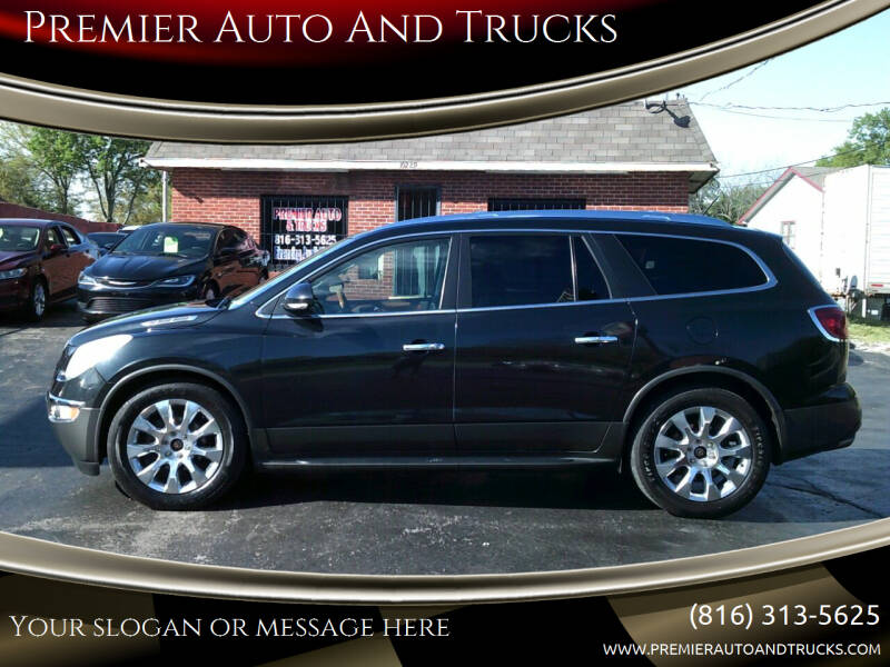 2012 Buick Enclave for sale at Premier Auto And Trucks in Independence MO