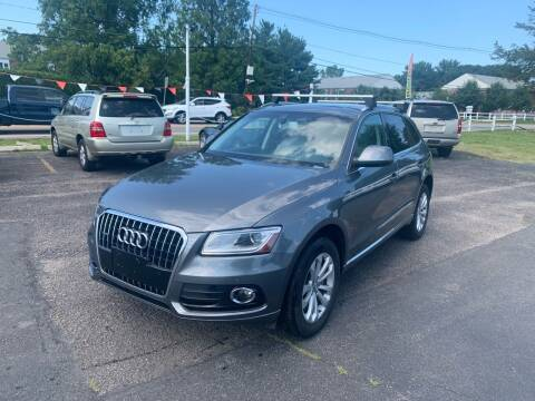 2013 Audi Q5 for sale at Lux Car Sales in South Easton MA