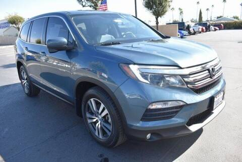 2016 Honda Pilot for sale at DIAMOND VALLEY HONDA in Hemet CA