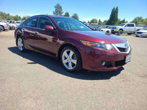 2009 Acura TSX for sale at Universal Auto Sales in Salem OR