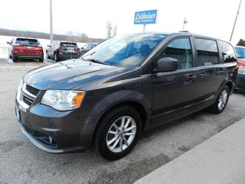 2018 Dodge Grand Caravan for sale at Leitheiser Car Company in West Bend WI