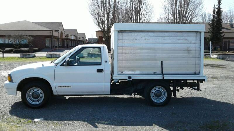 1995 GMC Sonoma for sale at Car Guys in Kent WA