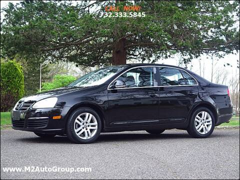 2007 Volkswagen Jetta for sale at M2 Auto Group Llc. EAST BRUNSWICK in East Brunswick NJ