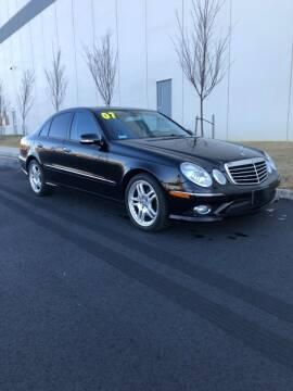 2007 Mercedes-Benz E-Class for sale at Postorino Auto Sales in Dayton NJ