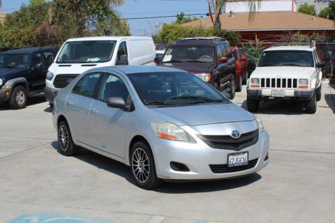 2012 Toyota Yaris for sale at Car 1234 inc in El Cajon CA
