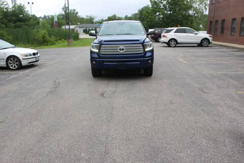 2014 Toyota Tundra for sale at Heritage Truck and Auto Inc. in Londonderry NH