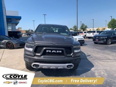 2020 RAM Ram Pickup 1500 for sale at COYLE GM - COYLE NISSAN - New Inventory in Clarksville IN