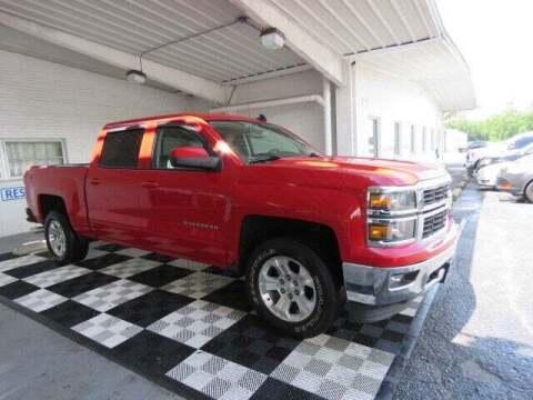 2015 Chevrolet Silverado 1500 for sale at McLaughlin Ford in Sumter SC