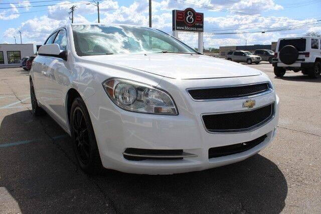 2010 Chevrolet Malibu for sale at B & B Car Co Inc. in Clinton Township MI