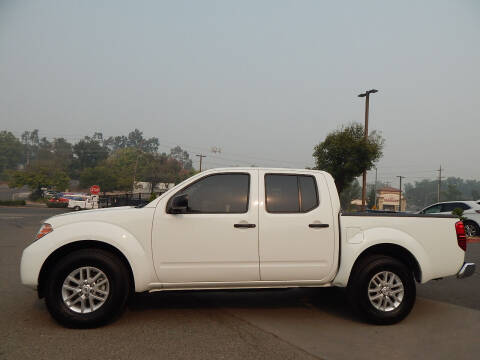 2017 Nissan Frontier for sale at Direct Auto Outlet LLC in Fair Oaks CA