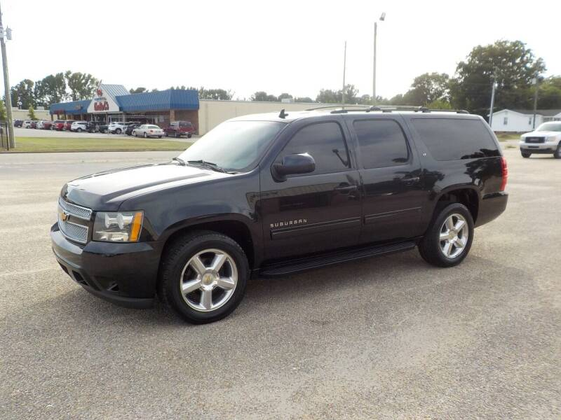 2012 Chevrolet Suburban for sale at Young's Motor Company Inc. in Benson NC