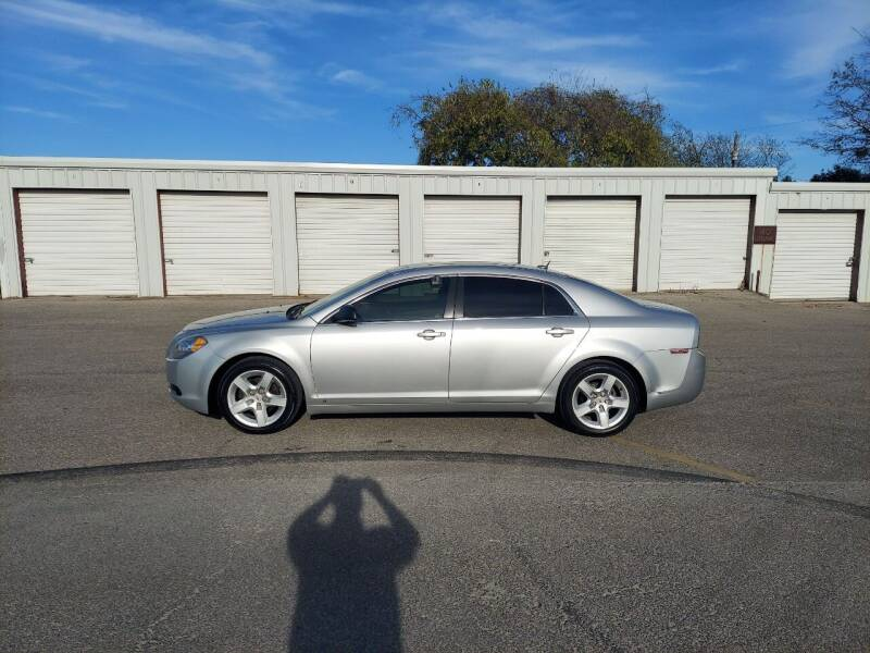 2010 Chevrolet Malibu for sale at Longhorn Motors in Belton TX