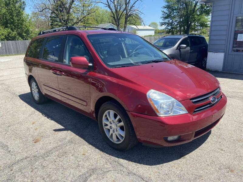 2007 Kia Sedona for sale at Stiener Automotive Group in Galloway OH