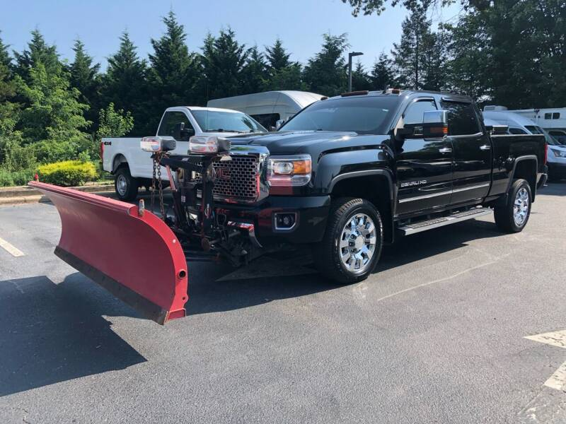 2015 GMC Sierra 2500HD for sale at iCar Auto Sales in Howell NJ