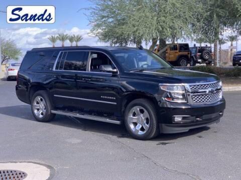 2016 Chevrolet Suburban for sale at Sands Chevrolet in Surprise AZ