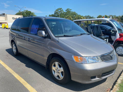 2001 Honda Odyssey for sale at GOLD COAST IMPORT OUTLET in Saint Simons Island GA