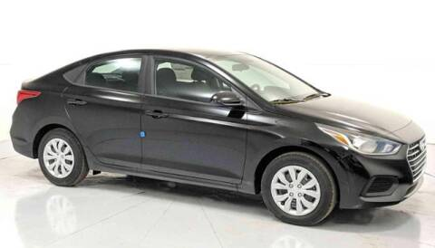 2021 Hyundai Accent for sale at ROGERS  AUTO  GROUP in Chicago IL