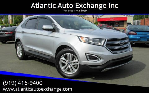 2018 Ford Edge for sale at Atlantic Auto Exchange Inc in Durham NC