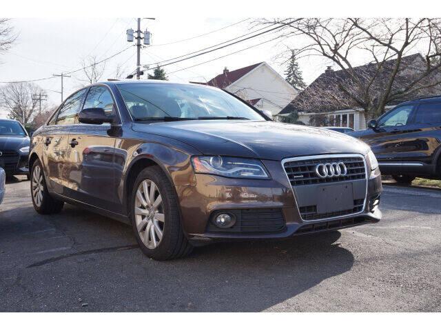 2011 Audi A4 for sale at Sunrise Used Cars INC in Lindenhurst NY