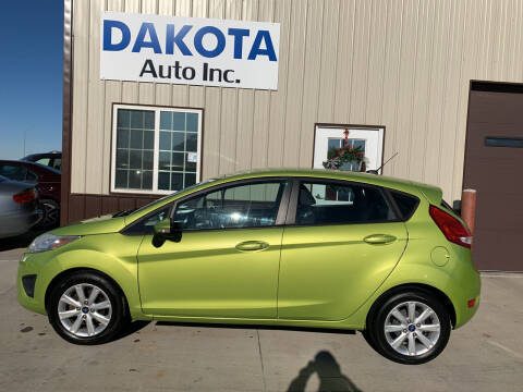 2013 Ford Fiesta for sale at Dakota Auto Inc. in Dakota City NE
