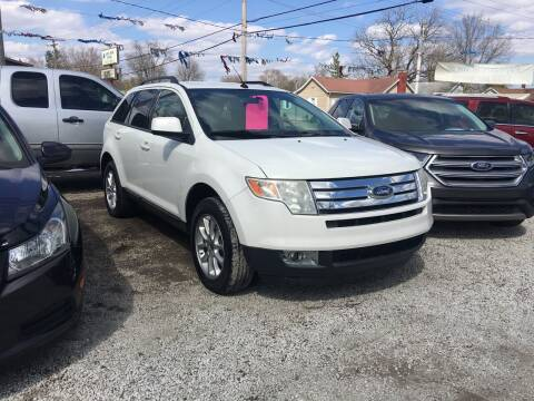 2009 Ford Edge for sale at Antique Motors in Plymouth IN