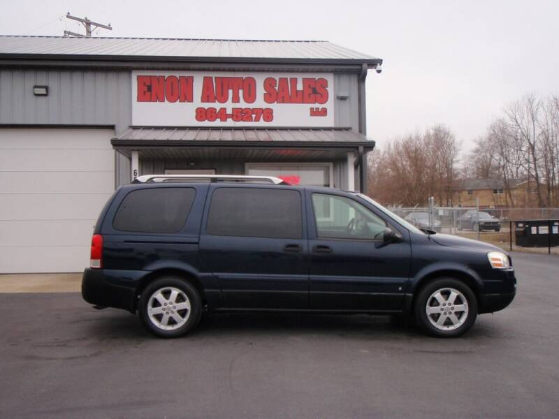 2007 Saturn Relay for sale at ENON AUTO SALES in Enon OH