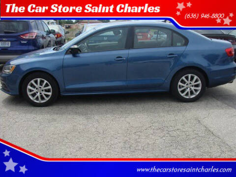 2015 Volkswagen Jetta for sale at The Car Store Saint Charles in Saint Charles MO