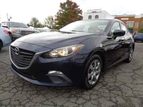2016 Mazda MAZDA3 for sale at Purcellville Motors in Purcellville VA