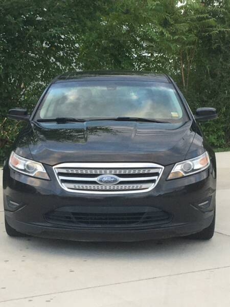 2010 Ford Taurus for sale at Suburban Auto Sales LLC in Madison Heights MI