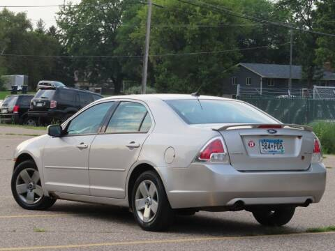 2007 Ford Fusion for sale at Big Man Motors in Farmington MN