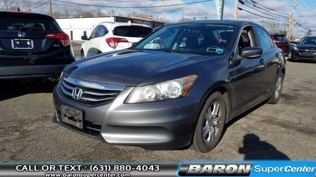 2011 Honda Accord for sale at Baron Super Center in Patchogue NY