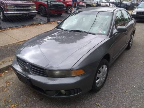 2003 Mitsubishi Galant for sale at Wilson Investments LLC in Ewing NJ
