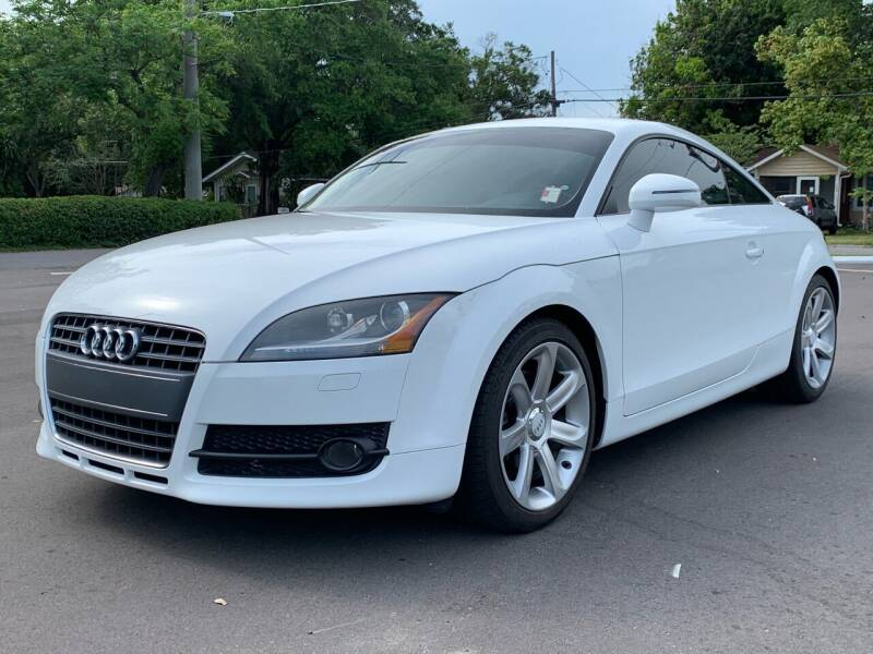 2009 Audi TT for sale at LUXURY AUTO MALL in Tampa FL