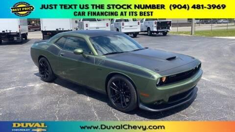 2018 Dodge Challenger for sale at Duval Chevrolet in Starke FL