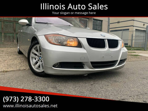 2006 BMW 3 Series for sale at Illinois Auto Sales in Paterson NJ