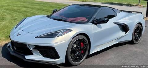 2021 Chevrolet Corvette for sale at Corvette Mike New England in Carver MA