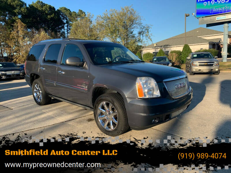 2008 GMC Yukon for sale at Smithfield Auto Center LLC in Smithfield NC