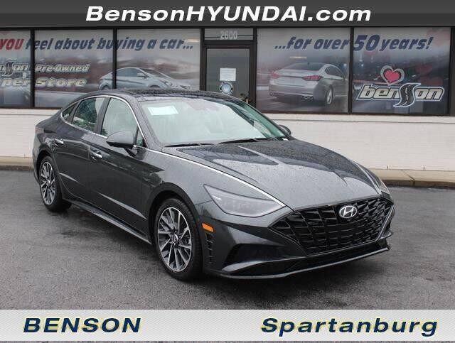 2022 Hyundai Sonata for sale in Spartanburg, SC