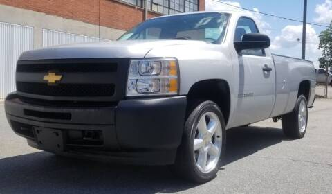 2013 Chevrolet Silverado 1500 for sale at Atlanta's Best Auto Brokers in Marietta GA