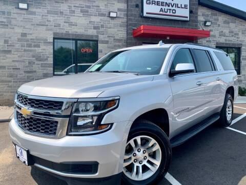 2019 Chevrolet Suburban for sale at GREENVILLE AUTO & RV in Greenville WI